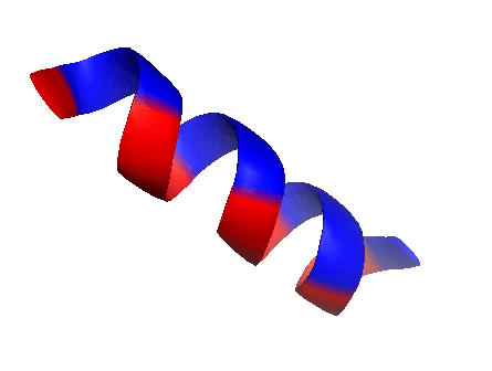 Alpha Helix Protein SimpleMed